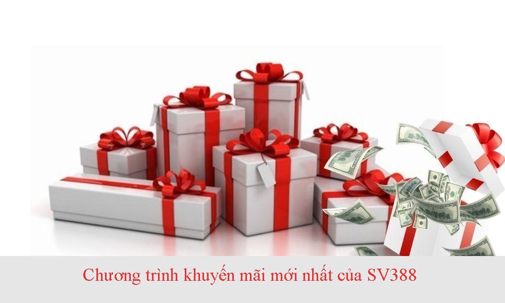 Chương trình khuyến mãi của SV388