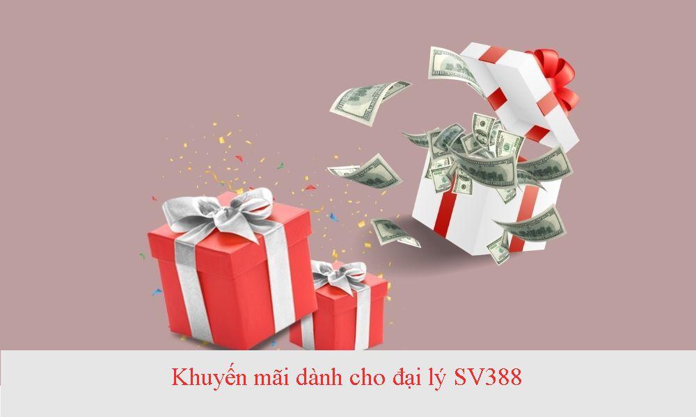 Khuyến mãi cho đại lý SV388